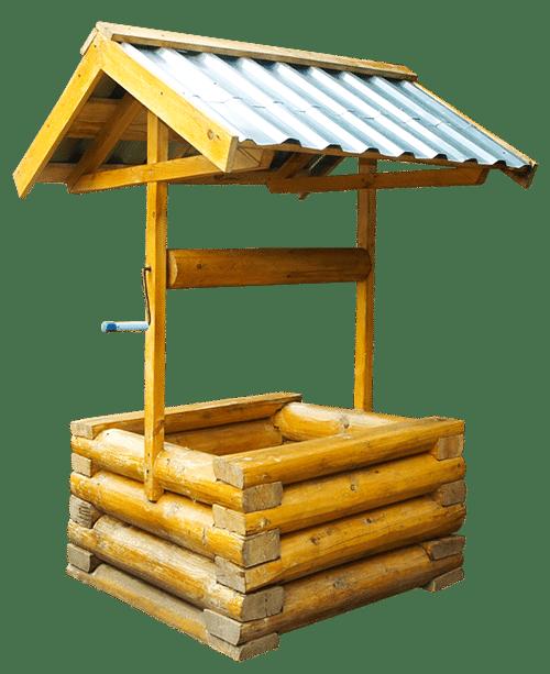 Чистка колодцев в Сергиево-Посадском районе