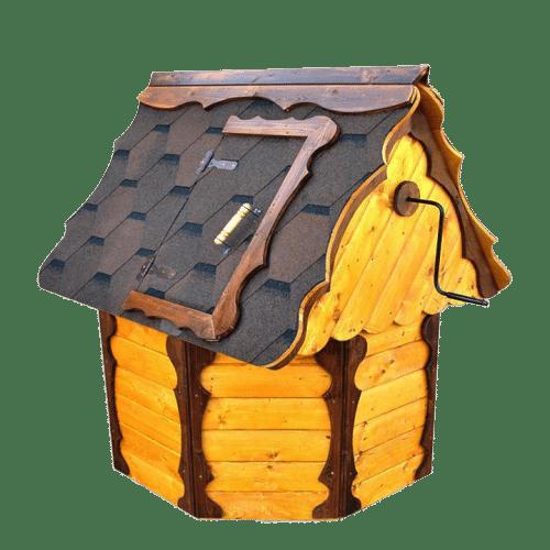 Недорогие домики для колодца в Сергиево-Посадском районе